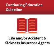 Life and/or Accident & Sickness Insurance Agents